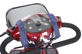 Scooter-Control-Panel-Cover